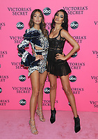 NEW YORK, NY - DECEMBER 02:  Lorena Rae and Kelly Gale  attends the Victoria's Secret Viewing Party at Spring Studios on December 2, 2018 in New York City. <br /> CAP/MPI/JP<br /> &copy;JP/MPI/Capital Pictures
