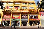 "Asien CHINA , Provinz Guangdong , Metropole Guangzhou (Kanton) , Bole Grosshandelsmarkt fuer Textilien, Haendler aus Afrika kaufen hier Textilien fuer Ihre Laeden in Afrika ein  | .Asia CHINA Guangzhou , african trader buy and ship textiles to africa.  -   global trade trading economy .| [ copyright (c) Joerg Boethling / agenda , Veroeffentlichung nur gegen Honorar und Belegexemplar an / publication only with royalties and copy to:  agenda PG   Rothestr. 66   Germany D-22765 Hamburg   ph. ++49 40 391 907 14   e-mail: boethling@agenda-fototext.de   www.agenda-fototext.de   Bank: Hamburger Sparkasse  BLZ 200 505 50  Kto. 1281 120 178   IBAN: DE96 2005 0550 1281 1201 78   BIC: ""HASPDEHH"" ,  WEITERE MOTIVE ZU DIESEM THEMA SIND VORHANDEN!! MORE PICTURES ON THIS SUBJECT AVAILABLE!! ] [#0,26,121#]"