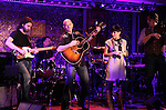 Michael Cerveris & Loose Cattle featuring Gabriel Caplan and Kimberly Kaye performing a press preview at 54 Below on 10/24/2012 in New York City.