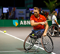 Rotterdam, The Netherlands, 9 Februari 2020, ABNAMRO World Tennis Tournament, Ahoy, Wheelchair: Maikel Scheffers (NED).<br /> Photo: www.tennisimages.com