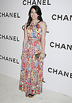 Emma Roberts arrives at Chanel's Launch of Highly Anticipated New Concept Boutique on Robertson Boulevard on May 29, 2008 in Los Angeles, California.