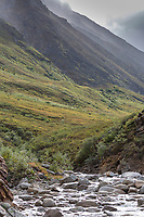 Tupik creek, Brooks Range, Gates of the Arctic National Park, Alaska