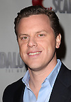 Willie Geist attending the Broadway Opening Night Performance After Party for 'Scandalous The Musical' at the Neil Simon Theatre in New York City on 11/15/2012