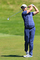Trevor Immelman (RSA) on the 9th fairway during Round 1 of the HNA Open De France at Le Golf National in Saint-Quentin-En-Yvelines, Paris, France on Thursday 28th June 2018.<br /> Picture:  Thos Caffrey | Golffile