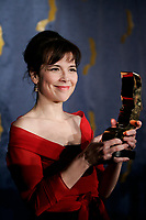 Anne Dorval, actress,awarded at<br /> Gala Prix Gemeaux 2005<br /> photo : (c)  Images Distribution