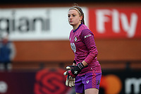 Sophie Baggaley of Bristol City during Arsenal Women vs Bristol City Women, Barclays FA Women's Super League Football at Meadow Park on 1st December 2019