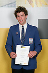 Boys Water Polo winner Finn Lowery. ASB College Sport Young Sportperson of the Year Awards 2007 held at Eden Park on November 15th, 2007.