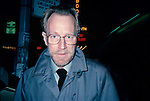 Max Von Sydow in New York City in 1982.