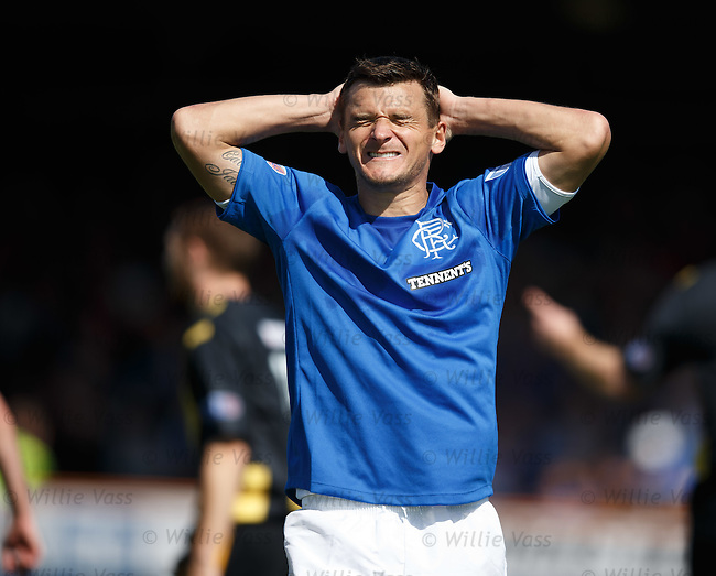 Dejection from Lee McCulloch