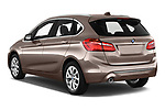 Car pictures of rear three quarter view of a 2018 BMW bmw 2activetourluxmv1fb 5 Door Mini Van angular rear