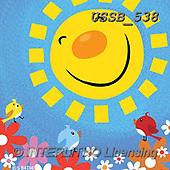 Sarah, CUTE ANIMALS, LUSTIGE TIERE, ANIMALITOS DIVERTIDOS, paintings+++++sun-14-a,USSB538,#AC#, EVERYDAY,sun