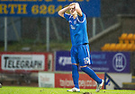 St Johnstone v Hamilton Accies...10.05.11.Liam Craig misses a penalty.Picture by Graeme Hart..Copyright Perthshire Picture Agency.Tel: 01738 623350  Mobile: 07990 594431