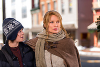 The Christmas Spirit (2013)<br /> Nicollette Sheridan<br /> *Filmstill - Editorial Use Only*<br /> CAP/KFS<br /> Image supplied by Capital Pictures