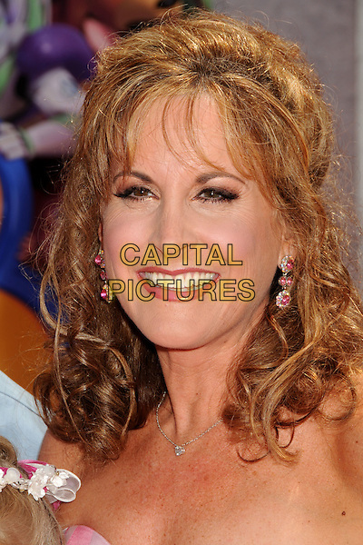 "JODI BENSON .""Toy Story 3"" Los Angeles Premiere held at the El Capitan Theatre, Hollywood, California, USA, 13th June 2010..portrait headshot smiling jodie .CAP/ADM/BP.©Byron Purvis/AdMedia/Capital Pictures."