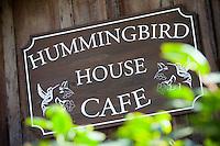 Hummingbird House Cafe In Los Rios District Of San Juan Capistrano