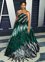 BEVERLY HILLS, CA - FEBRUARY 24: Tiffany Haddish at the 2019 Vanity Fair Oscar Party at the Wallis Annenberg Center for the Performing Arts on February 24, 2019 in Beverly Hills, California. (Photo by Xavier Collin/PictureGroup)