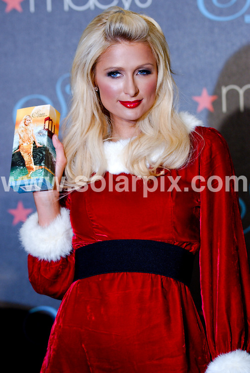 "**ALL ROUND PICTURES FROM SOLARPIX.COM**.**SYNDICATION RIGHTS FOR UK, AUSTRALIA, DENMARK, PORTUGAL, S. AFRICA, SPAIN & DUBAI (U.A.E) ONLY**.Paris Hilton launches Paris Hilton's ""Siren"" Fragrance at Macy's at the Glendale Galleria, Glendale, CA. USA. 3 December 2009..This pic: Paris Hilton..JOB REF: 10339 PHZ Ortega   DATE: 03_12_2009.**MUST CREDIT SOLARPIX.COM OR DOUBLE FEE WILL BE CHARGED**.**MUST NOTIFY SOLARPIX OF ONLINE USAGE**.**CALL US ON: +34 952 811 768 or LOW RATE FROM UK 0844 617 7637**"