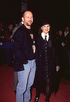 Bruce Willis & Demi Moore 1992 by<br />