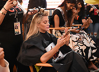 BANGKOK, THAILAND - DECEMBER 16: 2018 MISS UNIVERSE: Miss USA Sarah Rose Summers during rehearsals for the 2018 MISS UNIVERSE competition at the Impact Arena in Bangkok, Thailand on December 16, 2018. Miss Universe will air live on Sunday, Dec. 16 (7:00-10:00 PM ET live/PT tape-delayed) on FOX.  (Photo by Frank Micelotta/FOX/PictureGroup)