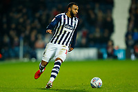 29th December 2019; The Hawthorns, West Bromwich, West Midlands, England; English Championship Football, West Bromwich Albion versus Middlesbrough; Matt Phillips of West Bromwich Albion on the ball - Strictly Editorial Use Only. No use with unauthorized audio, video, data, fixture lists, club/league logos or 'live' services. Online in-match use limited to 120 images, no video emulation. No use in betting, games or single club/league/player publications