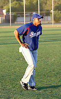 Nelson Cruz / AZL Rangers (rehab appearance)..Photo by:  Bill Mitchell/Four Seam Images