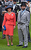 "MOHAMMED BIN RASHID AL MAKTOUM AND HAYA BINT AL HUSSEIN.Royal Ascot Day 2, Ascot_15/11/2011.Mandatory Photo Credit: ©Shaw/NEWSPIX INTERNATIONAL..**ALL FEES PAYABLE TO: ""NEWSPIX INTERNATIONAL""**..PHOTO CREDIT MANDATORY!!: Newspix International(Failure to credit will incur a surcharge of 100% of reproduction fees)..IMMEDIATE CONFIRMATION OF USAGE REQUIRED:.Newspix International, .31 Chinnery Hill, Bishop's Stortford, ENGLAND CM23 3PS..Tel:+441279 324672  ; Fax: +441279656877..Mobile:  0777568 1153..e-mail: info@newspixinternational.co.uk"