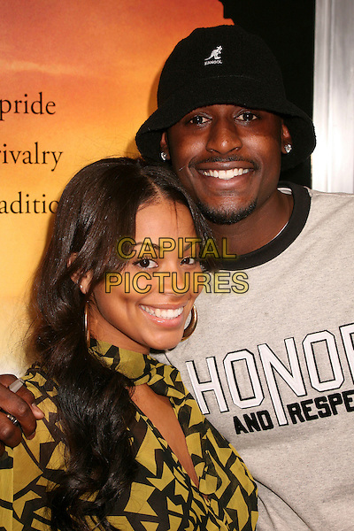 "LAUREN LONDON & JACKIE LONG.""Stomp The Yard"" Los Angeles Premiere at Arclight Cinemas, Hollywood, California, USA, 8 January 2007..portrait headshot.CAP/ADM/BP.©Byron Purvis/AdMedia/Capital Pictures."
