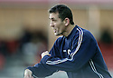 03/02/2007       Copyright Pic: James Stewart.File Name : sct_jspa22_falkirk_v_st_johnstone.OWEN COYLE SHOUTS HIS INSTRUCTIONS....James Stewart Photo Agency 19 Carronlea Drive, Falkirk. FK2 8DN      Vat Reg No. 607 6932 25.Office     : +44 (0)1324 570906     .Mobile   : +44 (0)7721 416997.Fax         : +44 (0)1324 570906.E-mail  :  jim@jspa.co.uk.If you require further information then contact Jim Stewart on any of the numbers above.........