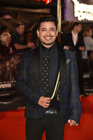 Pritan Ambroase<br /> 'Widows' opening gala screening at BFI London Film Festival 2018 in Leicester Square, London, England on October 10, 2018.<br /> CAP/PL<br /> &copy;Phil Loftus/Capital Pictures