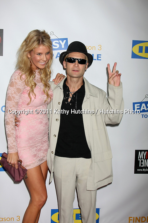 "LOS ANGELES - OCT 10:  Corey Feldman arriving at the Web-series ""EASY TO ASSEMBLE""  FINDING NORTH webisode Premiere at the Egyptian Theatre on October 10, 2011 in Los Angeles, CA"