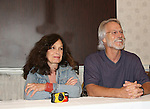 Deborah Van Valkenburgh & Michael Beck - The Warriors - 30 years reunion during Q & A at the Super Megashow & Comic Fest on August 30, 2009 in Secaucus, New Jersey (Photo by Sue Coflin/Max Photos)