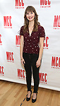 "Molly Camp attends the Meet & Greet for the cast of ""Relevance"" at the Dodgers Atelier on January 9, 2018 in New York City."