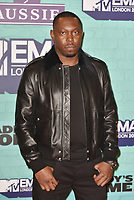 Dizzee Rascal<br /> MTV EMA Awards 2017 in Wembley, London, England on November 12, 2017<br /> CAP/PL<br /> &copy;Phil Loftus/Capital Pictures