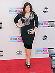LOS ANGELES, CA - NOVEMBER 24: Hillary Scott (Lady Antebellum)  arrives at   The 2013 American Music Awards held at Nokia Live in Los Angeles, California on November 24,2013                                                                               © 2013 Hollywood Press Agency