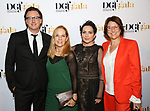 Donovan Leitch, Charlotte Caffey, Jane Wiedlinand and Christine Russell attends 2017 Dramatists Guild Foundation Gala reception at Gotham Hall on November 6, 2017 in New York City.
