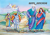Alfredo, EASTER RELIGIOUS, OSTERN RELIGIÖS, PASCUA RELIGIOSA, paintings+++++,BRTOXX03098,#er#, EVERYDAY