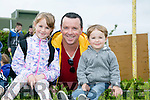 Enjoying  the Kingdom County Fair in Ballybeggan on Sunday were l-r  Shefa Murphy, Will Murphy and Rhian Murphy from The Spa, Tralee
