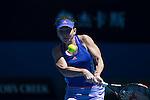 Simone Halep (ROU) defeats Karin Knapp (ITA) 6-3, 6-2