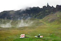Farm Under the Mountains, Northern Iceland