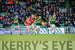 Carlow's Darren Dineen  in the  Leinster Championship Round  Robin Group Kerry v Carlow at Austin Stack Park on Sunday