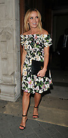 Amanda Holden at the Syco summer party, Victoria and Albert Museum, Cromwell Road, London, England, UK, on Thursday 04th July 2019.<br /> CAP/CAN<br /> ©CAN/Capital Pictures
