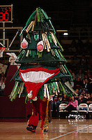 21 January 2006: The Stanford Tree during Stanford's 84-78 win against Arizona State Sun Devils at Maples Pavilion in Stanford, CA.