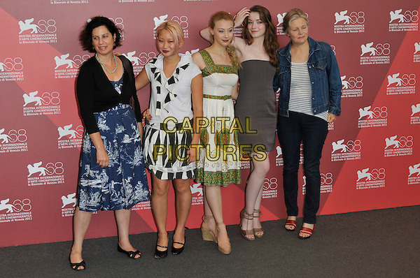 The Moth Diaries Photocall Venice Film Festival Capital Pictures