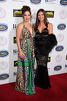 LONDON, UK. September 22, 2018: Tonia Buxton &amp; Shelby Tribble at the Paul Strank Charitable Trust Annual Gala at the Bank of England Club, London.<br /> Picture: Steve Vas/Featureflash