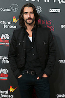 "Aitor Luna attend the Premiere of the movie ""El club de los incomprendidos"" at callao Cinema in Madrid, Spain. December 1, 2014. (ALTERPHOTOS/Carlos Dafonte) /NortePhoto<br />