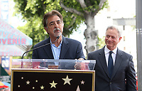 17 April 2017 - Hollywood, California - Joe Mantegna, Gary Sinise. Gary Sinise Honored With Star On The Hollywood Walk Of Fame.<br /> CAP/ADM<br /> &copy;ADM/Capital Pictures
