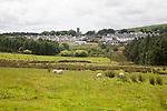 Village of Princetown, Dartmoor national park, Devon, England, UK