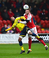 171028 Fleetwood Town v Oxford United