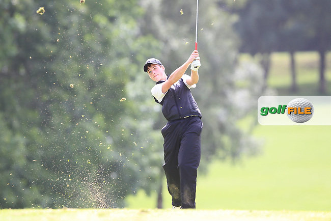 Jack Shellard (Lisburn) during the final round of the Irish U/16 Boys, Clonmel Golf Club, Waterford.  19/08/2016.<br /> Picture: Golffile<br /> <br /> <br /> All photo usage must carry mandatory copyright credit (&copy; Golffile)