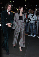 April. 06, 2019 Kaia Gerber, attend Wedding Reception of Marc Jacobs and Char Defrancesco at the Grill & Pool in New York April 06, 2019 <br /> CAP/MPI/RW<br /> ©RW/MPI/Capital Pictures